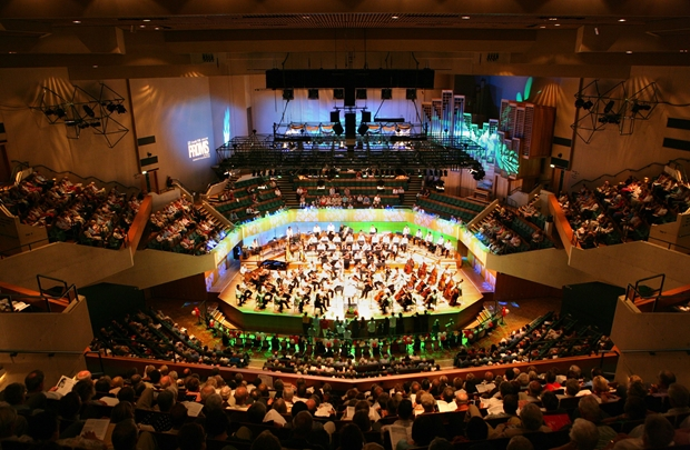 St David's Hall ranked in TOP 10 of the World's Best-Sounding Concert Halls!