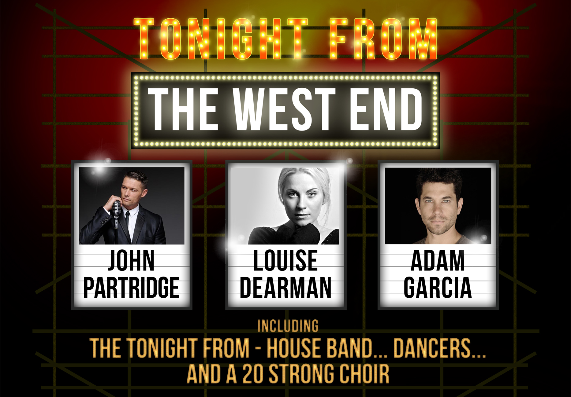 Tonight from the West End 2017 Cancelled