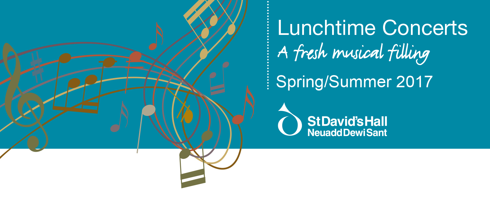 Lunchtime Concerts - Spring & Summer 2017 Season Now On Sale!