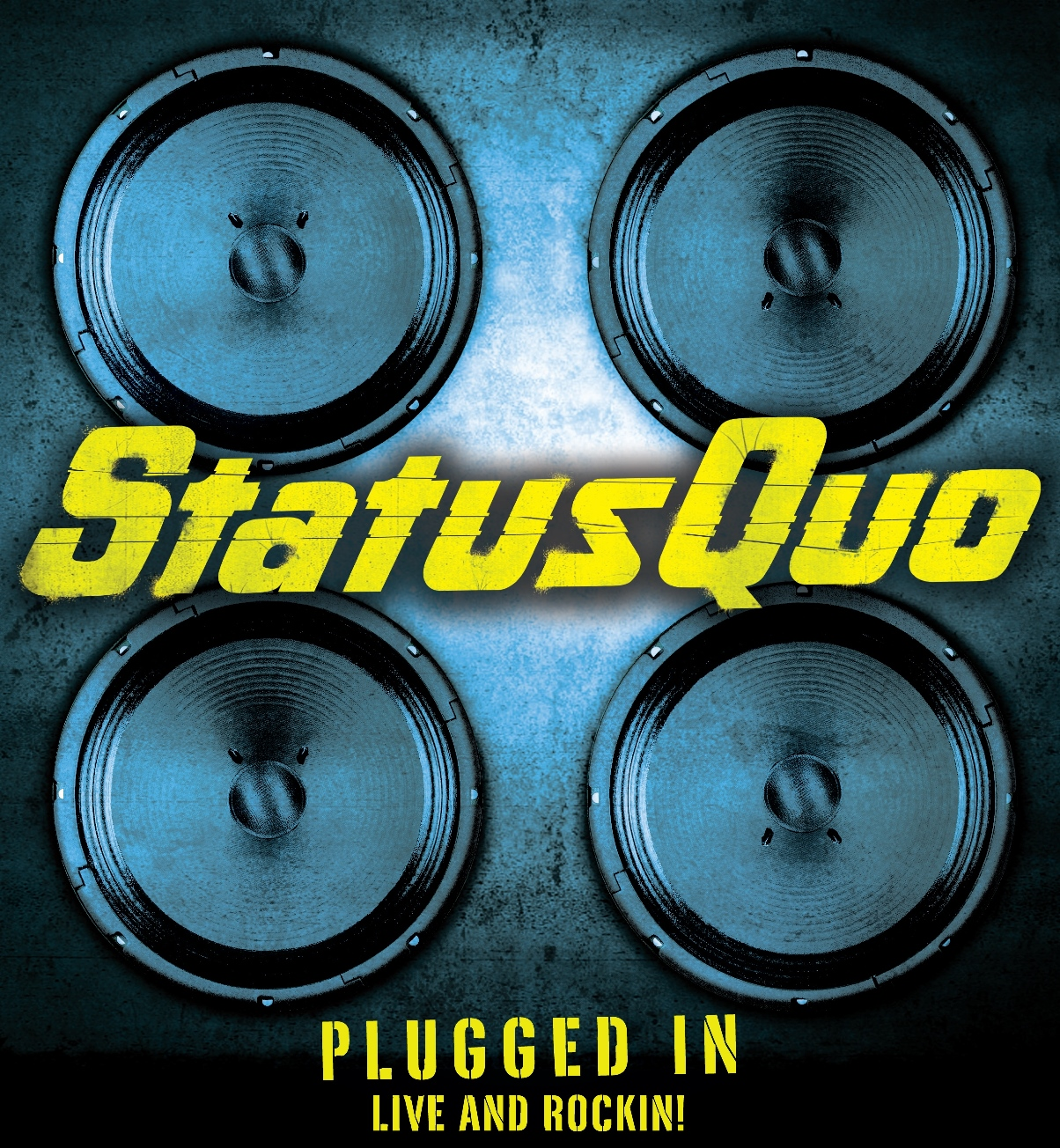 Status Quo – Now Plugged In and Electric!
