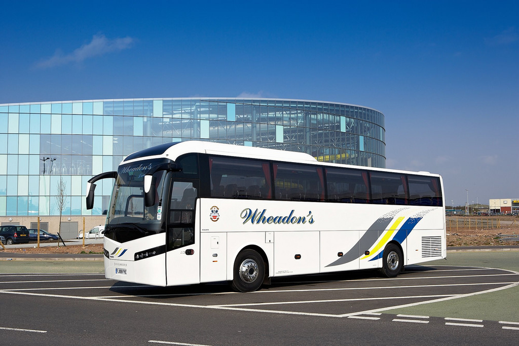 **NEW** ICS Concert Coach Return Journey Only £5!