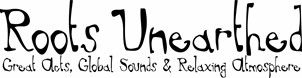 Roots Unearthed logo